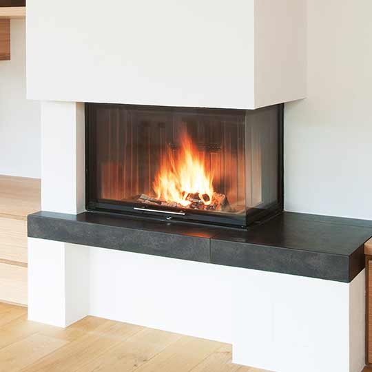 Spartherm Melle spartherm modern inbuilt wood fires now in nz
